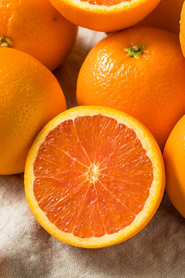 Arancio Navelina - Citrus Sinensis Navel Orange