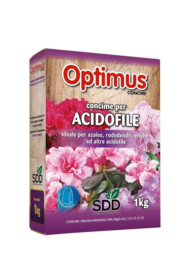 Optimus – Concime Per Piante Acidofile