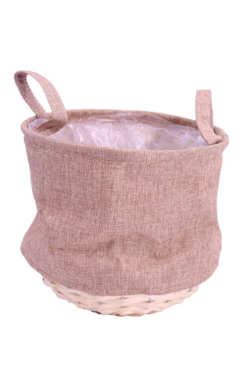 cesta porta vaso Linel willow basket